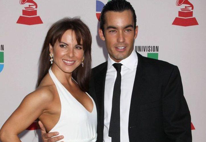 Kate y Aarón se casaron en 2009 y terminaron su relación en 2011. (Foto: Contexto/Internet)