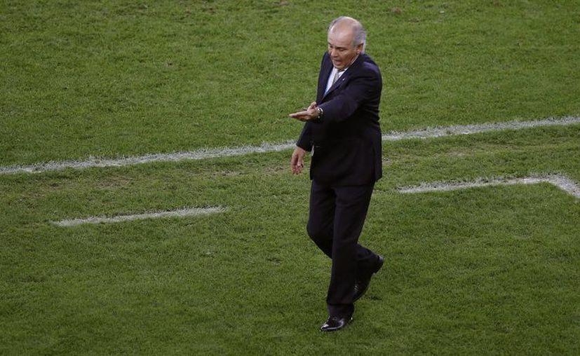 Sabella todavía no ha tenido oportunidad de explicar oficialmente las razones de su salida de la Selección de Argentina. (EFE)