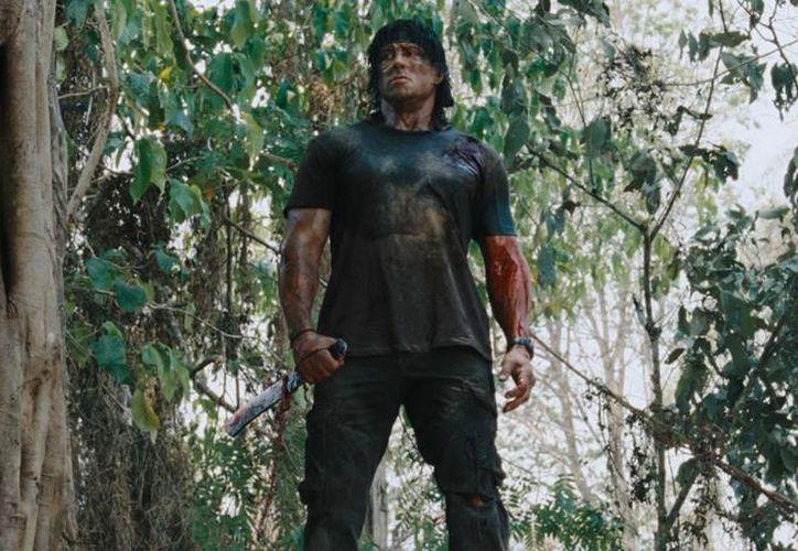"""Sylvester Stallone luchará contra un cártel mexicano en """"Rambo 5"""". (Foto: Internet)"""