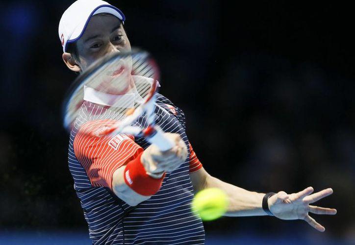 Nishikori aprovechó cinco de los nueve chances de quiebre ante Ferrer. (Foto: AP)