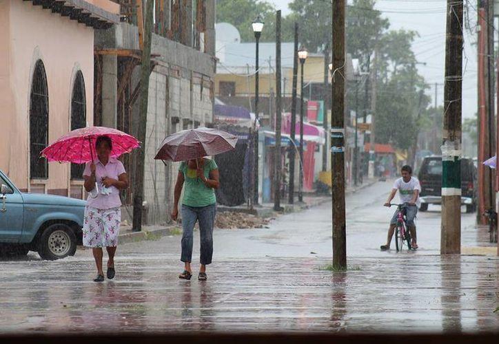 Autoridades municipales se encuentran preparadas en caso de alguna contingencia meteorológica. (Carlos Horta/SIPSE)