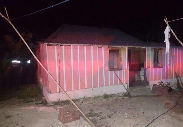 Tres personas fueron ejecutadas al interior de su domicilio en el sur de Q. Roo. (Redacción/SIPSE)
