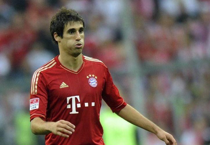 Javi Martínez llegó al Bayern Munich procedente del Athletic de Bilbao. (EFE)
