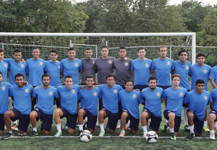 El equipo está conformado por jugadores de Playa, Cancún, 13 de otros estados y dos extranjeros. (Foto: Adrián Barreto)