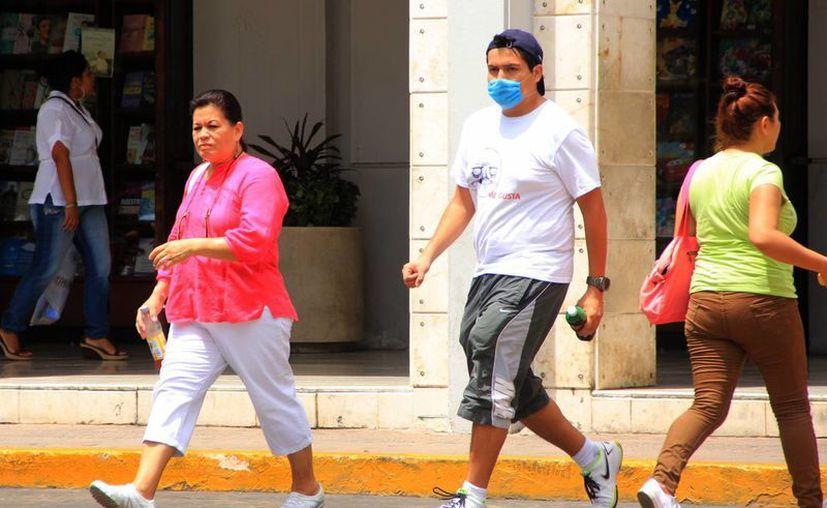 Las autoridades recomiendan diversas medidas de prevención. (Milenio Novedades)