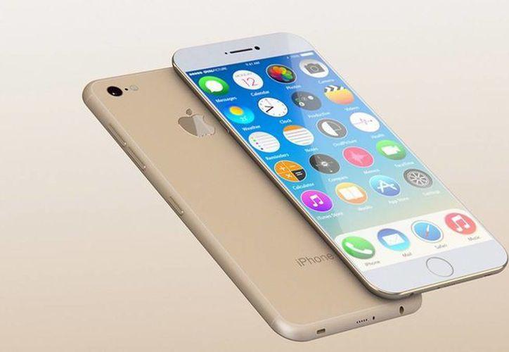 La web no ofrece ningún tipo de información sobre la empresa que sortea el iPhone 7. (Foto: Contexto/Internet)