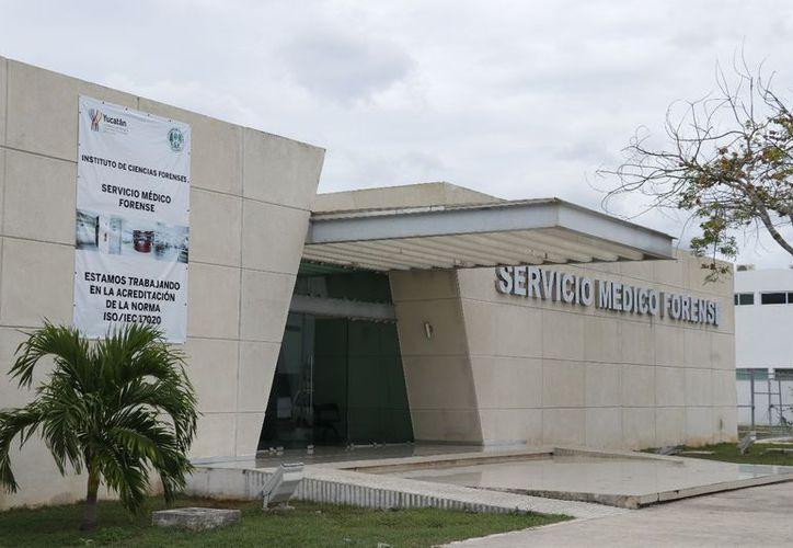 La certificación recibida ayer por parte del Consejo Nacional de Acreditación (ANAB) coloca al Laboratorio de Genética del Instituto de Ciencias Forenses de la FGE a la vanguardia en el sureste. (José Acosta/Milenio Novedades)