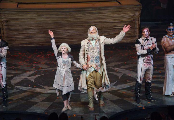 Cirque du Soleil Joyá ofrecerá una función especial en el Teatro Vidanta, en la Riviera Maya. (Foto: Facebook)
