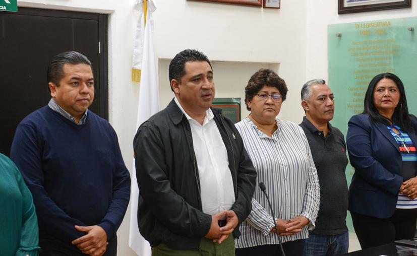 El recorte no afectará los ingresos del personal que labora en el órgano legislativo, se detalló durante la presentación del plan. (Daniel Tejada/SIPSE)