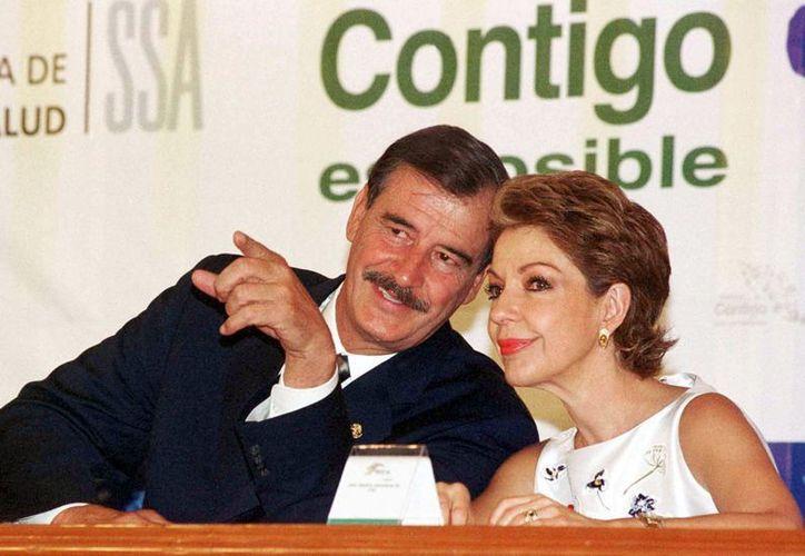 Marta Sahagún afirmó que el ex presidente ya tomó la decisión, tal como ella lo hizo hace seis años. (tusnius.com)