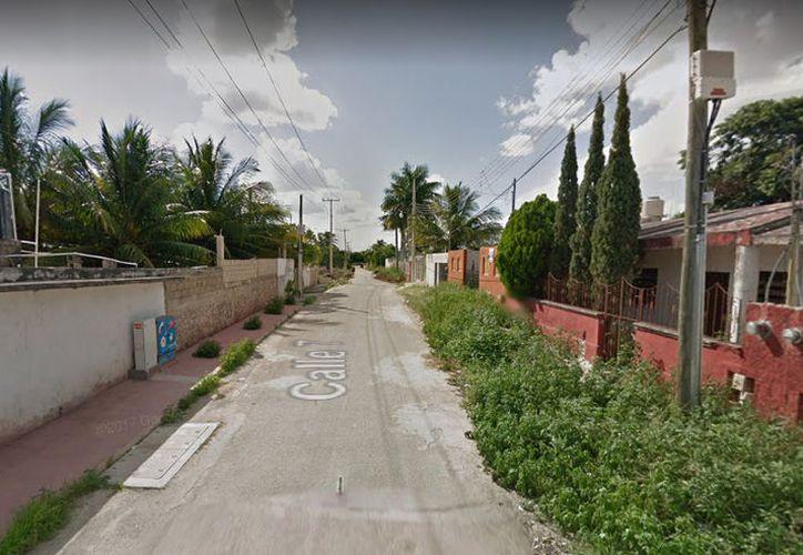 La tragedia se hizo presente en Santa Rosa, Kanasín cuando un vecino se quitó la vida en la parte posterior de su vivienda. (Google Maps)