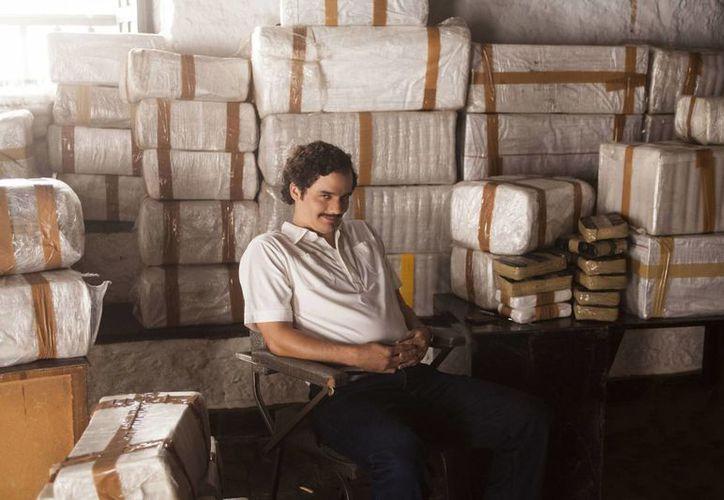 La serie 'Narcos'  tendrá 10 episodios los cuales fueron grabados en Medellín, ciudad que Pablo Escobar tuvo bajo su control en la década de los ochenta. (AP)