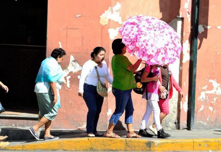 Habrá condiciones de cielo despejado a medio nublado con probabilidad para lloviznas en el noreste, oriente y sur de Yucatán. (SIPSE)