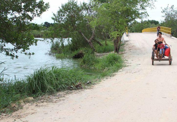 Se mantiene vigilancia constante en los puntos porque son referencia de inundaciones. (Claudia Martín/ SIPSE)