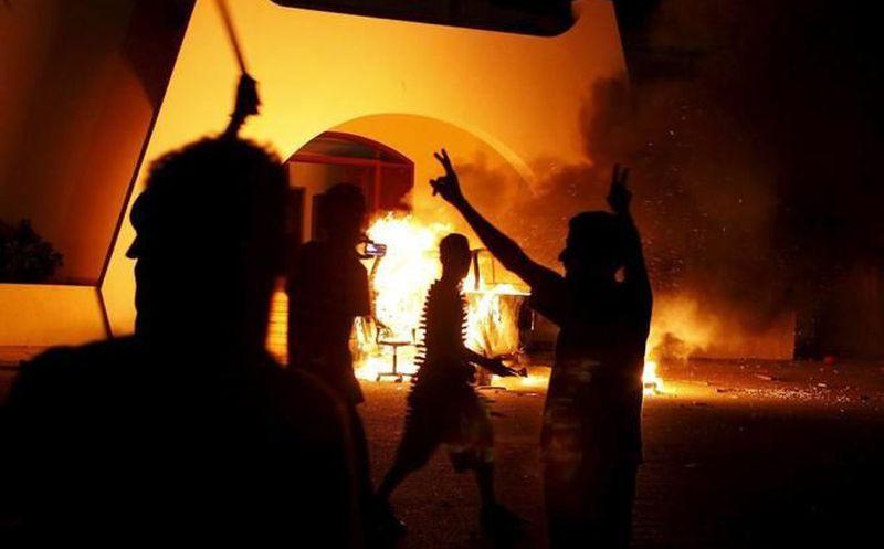 Fuerzas de EEUU capturan a sospechoso de ataque contra consulado en Bengazi