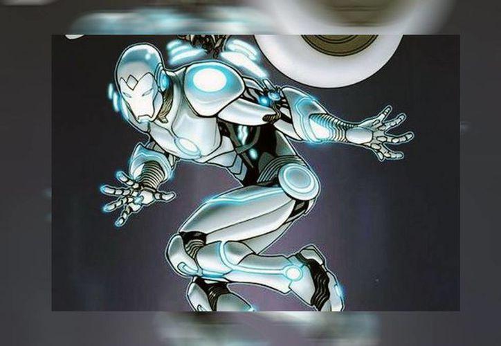 Los responsables del diseño del Iron man Superior son los ilustradores Tom Taylor y Yildiray Cinar, y es su primer trabajo para Marvel. (Especial/Milenio)