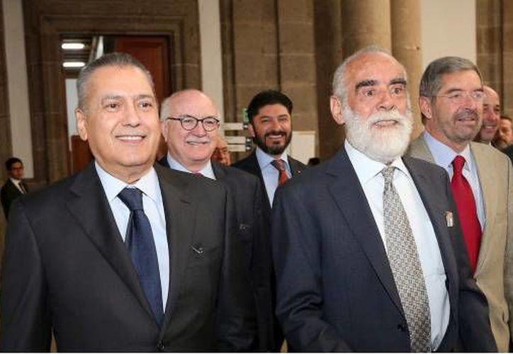 Beltrones y Fernández de Cevallos tuvieron una reunión informal. (Cuartosucro)