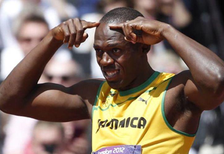 La preparación del velocista se enfoca en el Campeonato Mundial de Atletismo Moscú 2013. (Archivo/AP)