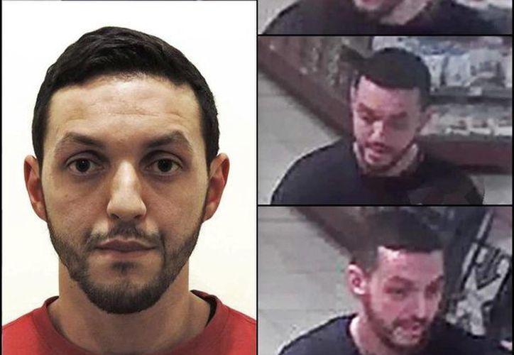 La policía detuvo hoy en Bruselas al belga Mohamed Abrini, buscado como uno de los cómplices de Salah Abdeslam en los preparativos de los atentados de París del 13 de noviembre, informaron medios belgas. (Agencias)