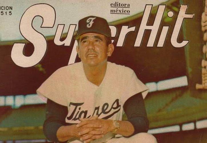 Luis Chito García fue un buen beisbolista, pero mejor coach. Falleció a los 91 años. (mediotiempo.com)