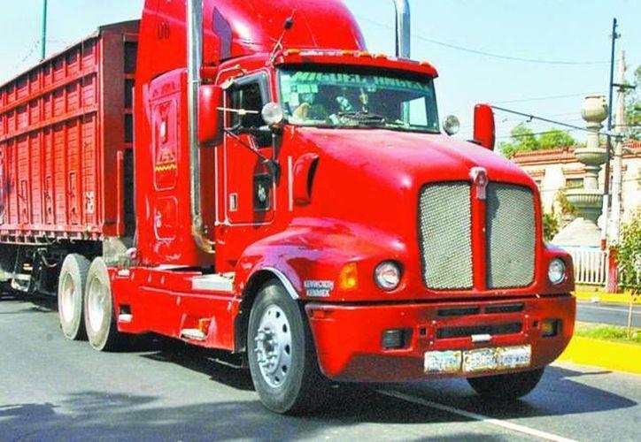 Se tratarán temas sobre la competitividad en el traslado de las mercancías. (Archivo/SIPSE)