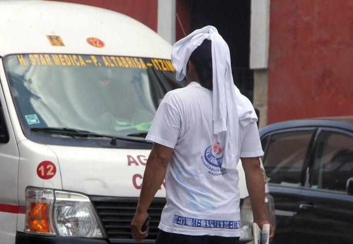 Hoy miércoles se mantendrán las temperaturas calurosas en Yucatán. (José Acosta/SIPSE)