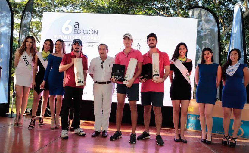 Culmina abierto de Golf en Yucatán.(Foto: Novedades Yucatán)