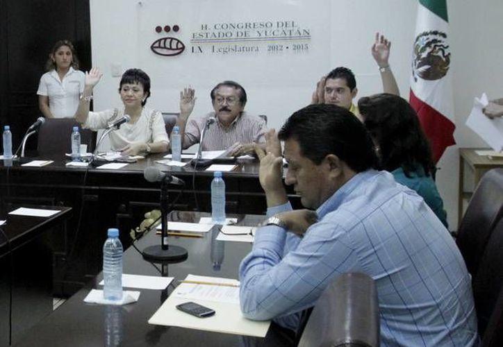 Ayer sesionó la Comisión de Vigilancia de la Cuenta Pública. (Milenio Novedades)