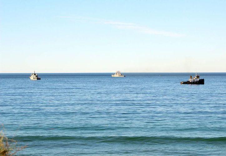 El plan de interconexión entre el Océano Pacífico y el Golfo de México se dio a conocer durante el Quinto Foro México Plataforma Logística de América. Imagen de contexto. (Archivo/Notimex)