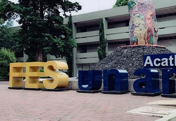 Solicitan reforzar la seguridad en las inmediaciones de la facultad de Estudios Superiores Acatlán. (Foto: El Financiero)