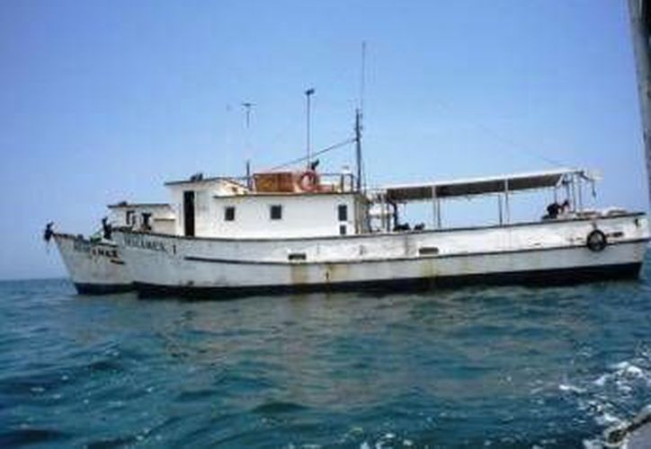 Hasta ahora no se tienen noticias sobre el paradero del barco yucateco 'Cuauhtémoc X', extraviado en el mar. (SIPSE)