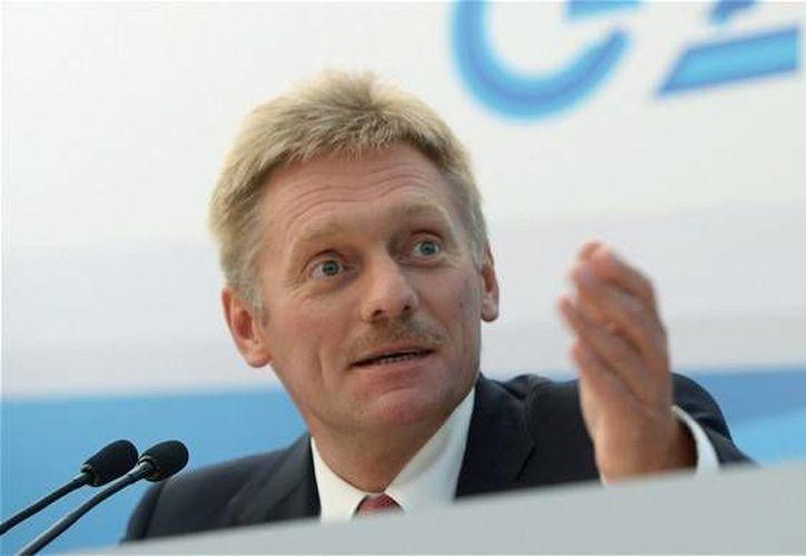 Dimitri Peskov, portavoz del gobierno ruso, dijo que se estudian medidas de protección contra ataques cibernéticos provenientes de Occidente. (telegraph.co.uk)