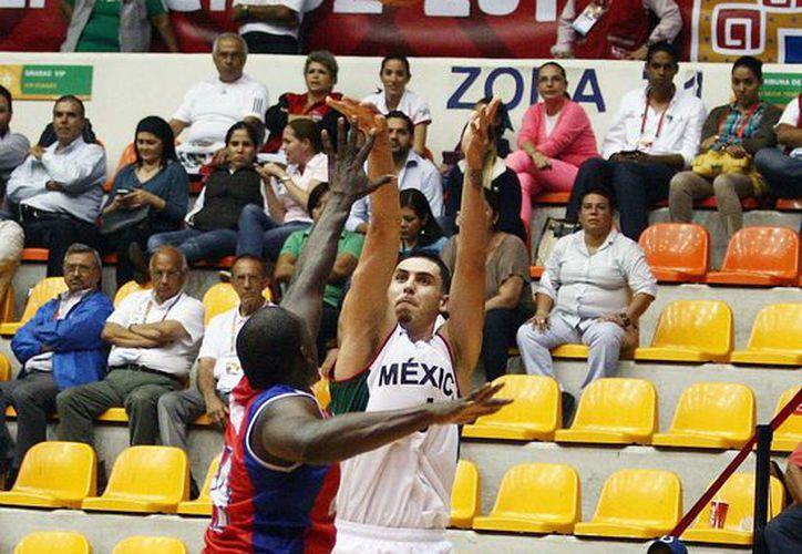 México derrotó a Costa Rica en su debut en los Juegos Centroamericanos. (conade.gob.mx)