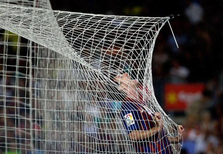 Lionel Messi tendrá que enfrentar al rival más duro al que ha hecho frente, y fuera de las canchas: la justicia. Está acusado de evasión fiscal. (Efe/Archivo)