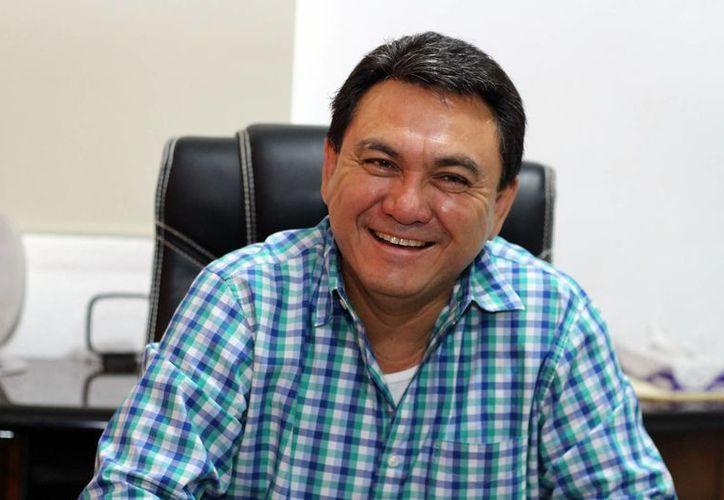 Por años Liborio Vidal Aguilar ha dedicado gran parte de su tiempo a trabajar para que los ciudadanos alcancen una mejor calidad de vida. (Milenio Novedades)