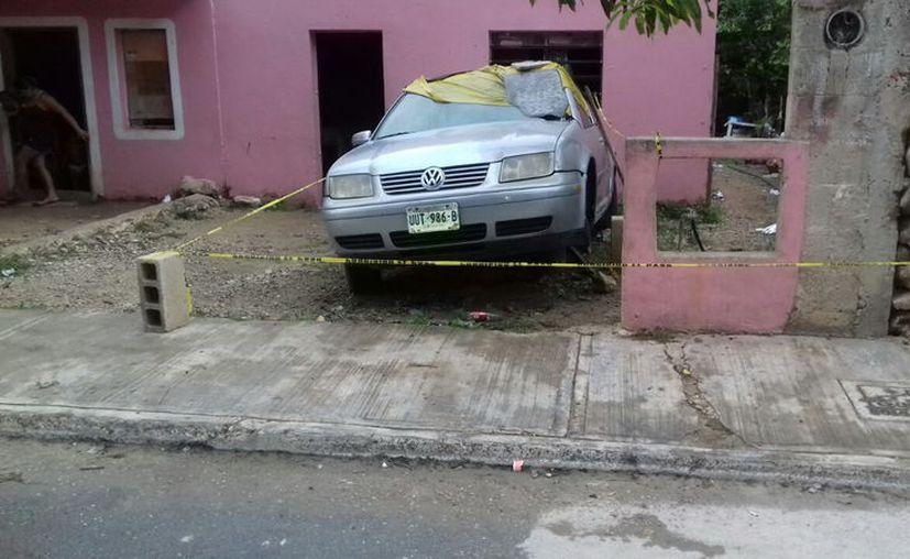 Un joven de 19 años asesinó a puñaladas a su padre y madrastra, lo anterior se presentó este domingo en Tizimín. (Milenio Novedades)