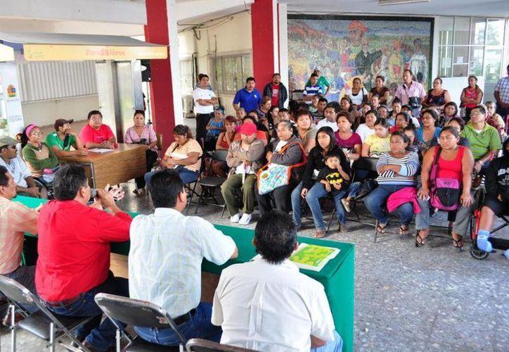Los apoyos para este programa oscilan entre 50 mil y 300 mil pesos por socio. (Redacción/SIPSE)