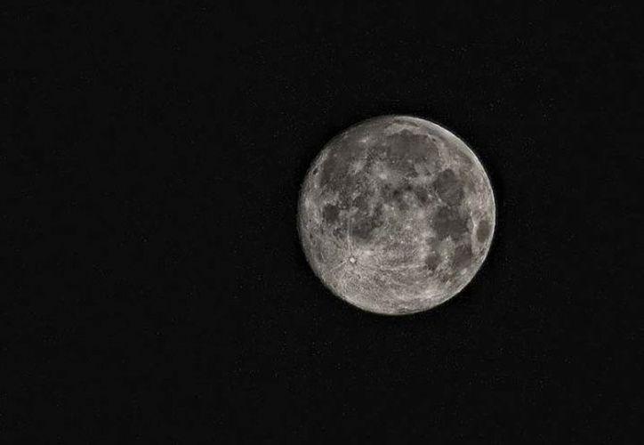 La próxima luna llena mostrará a nuestro satélite condiciones especiales. (Pixabay)