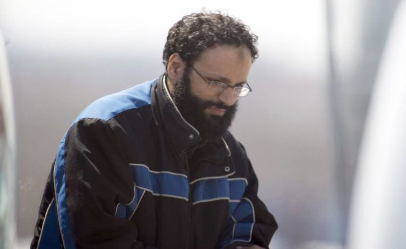 Chiheb Esseghaier fue detenido mientras almorzaba en la estación central de Teherán. (Agencias)