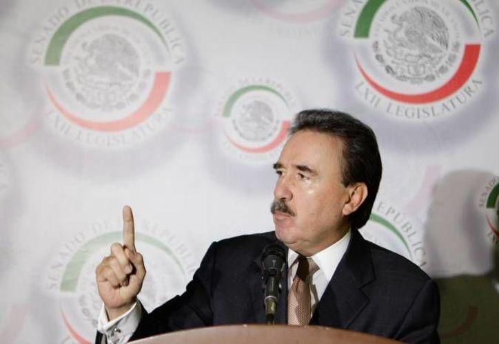 Gamboa Patrón instó a las demás fuerzas políticas a aprobar la agenda. (SIPSE/Archivo)