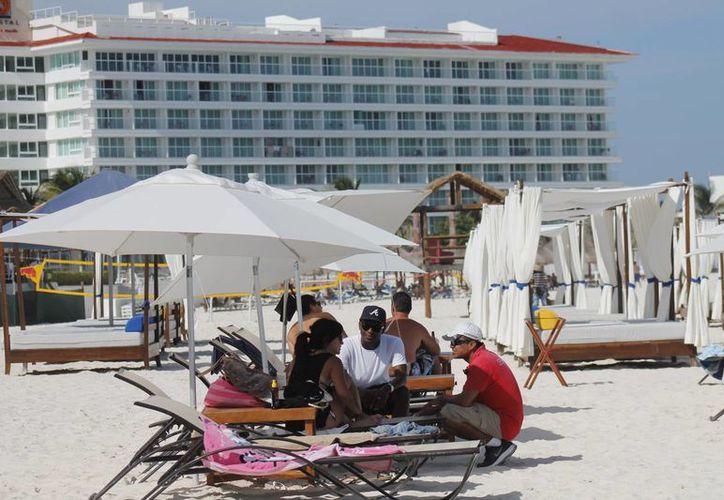 Cancún es el destino que recibe la mayor cifra de turistas extranjeros. (Archivo/SIPSE)