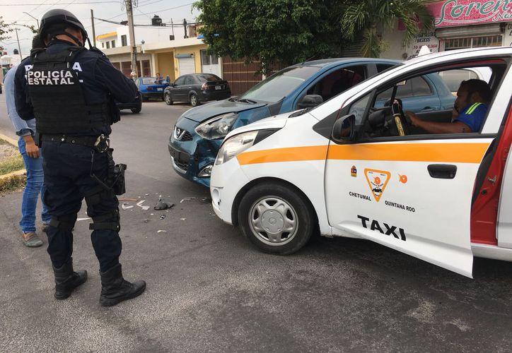 El estado ocupó el primer lugar en la península en tener más accidentes automovilísticos. (Joel Zamora/SIPSE)