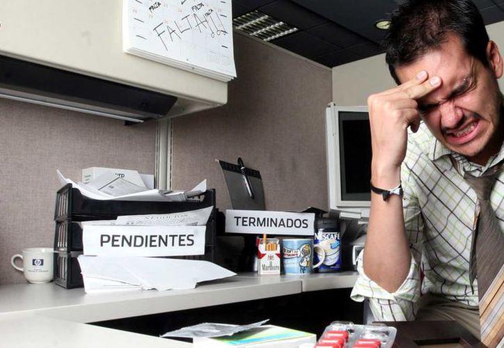 Tips para que tu trabajo no se convierta en una pesadilla. (Contexto/Internet)