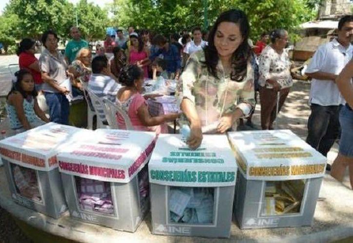 Beatriz Mojica, titular de Sedesol de Guerrero, afirmó que hubo comentarios misóginos en su contra por parte de militantes del PRD. (Foto de cortesía tomada de Milenio)