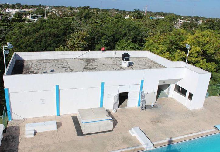 El edificio debe ser derribado y construido nuevamente, asegura el director de Protección Civil. (Foto: Miguel Maldonado)