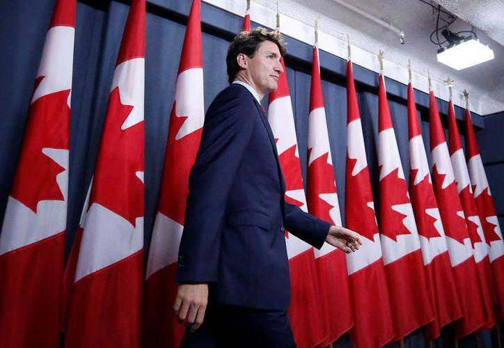 El primer ministro canadiense, Justin Trudeau. (Foto: Reuters)