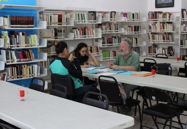 Por parte del Ayuntamiento existen otras dos bibliotecas: Jaime Torres Bodet y Leona Vicario, en el municipio de Solidaridad. (SIPSE)