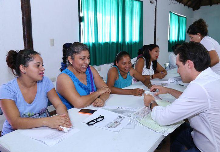 Solidaridad trabaja íntegramente para dar respuesta a las principales necesidades de las mujeres. (Redacción/SIPSE)