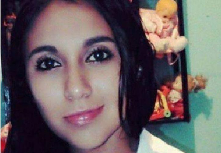 El cuerpo de la joven fue hallado la tarde del domingo, a más de 40 metros de profundidad, debajo de un puente. (Sin Embargo)