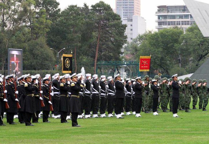 La nueva Unidad de la Semar tendrá a su cargo la difusión y capacitación del personal naval sobre la cultura de respeto de los derechos humanos. Imagen de contexto. (Archivo/Notimex)